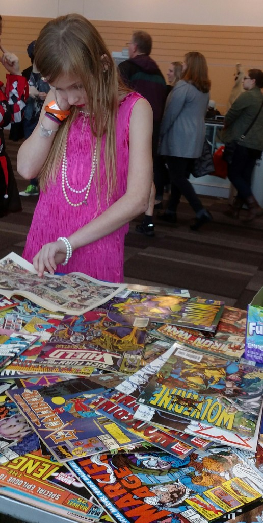 jet city comic show 2015