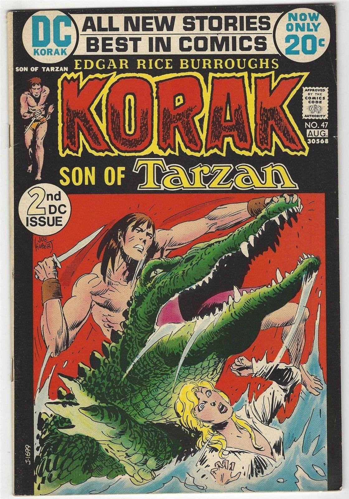 Korak Son of Tarzan # 47