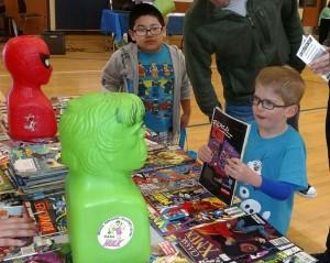 kids meets hulk head bank 1978