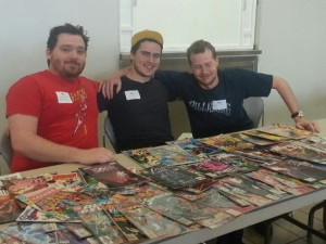 Renton Technical College Gamer Fest, Renton WA February 8 2014