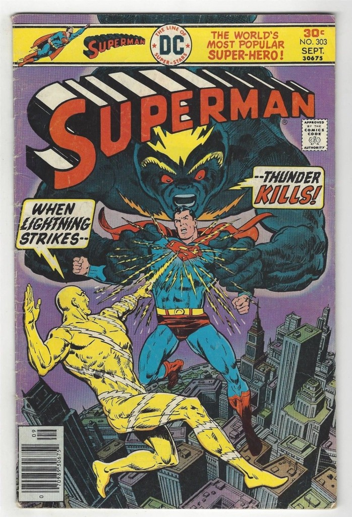 Superman # 303