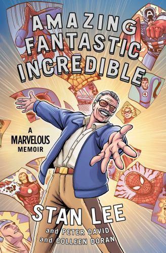 Amazing Fantastic Incredible! Stan Lee Semi -Autobiography