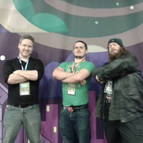 Warriors Three @ Emerald City Comic Con