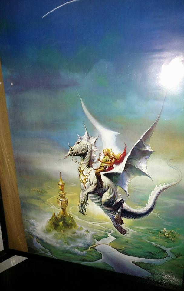 White Dragon $20