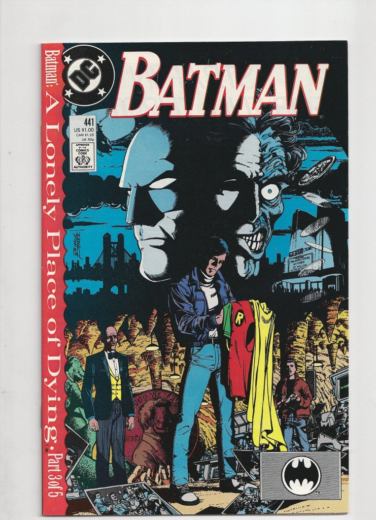 Batman 441 $10.00