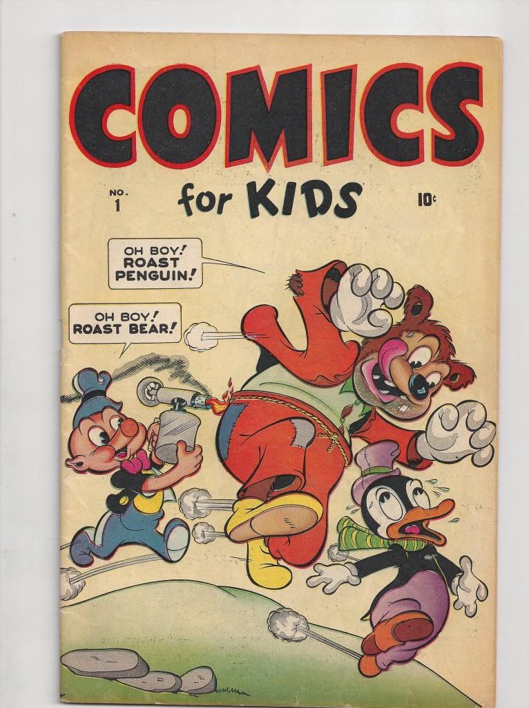 1945 1st Print $500