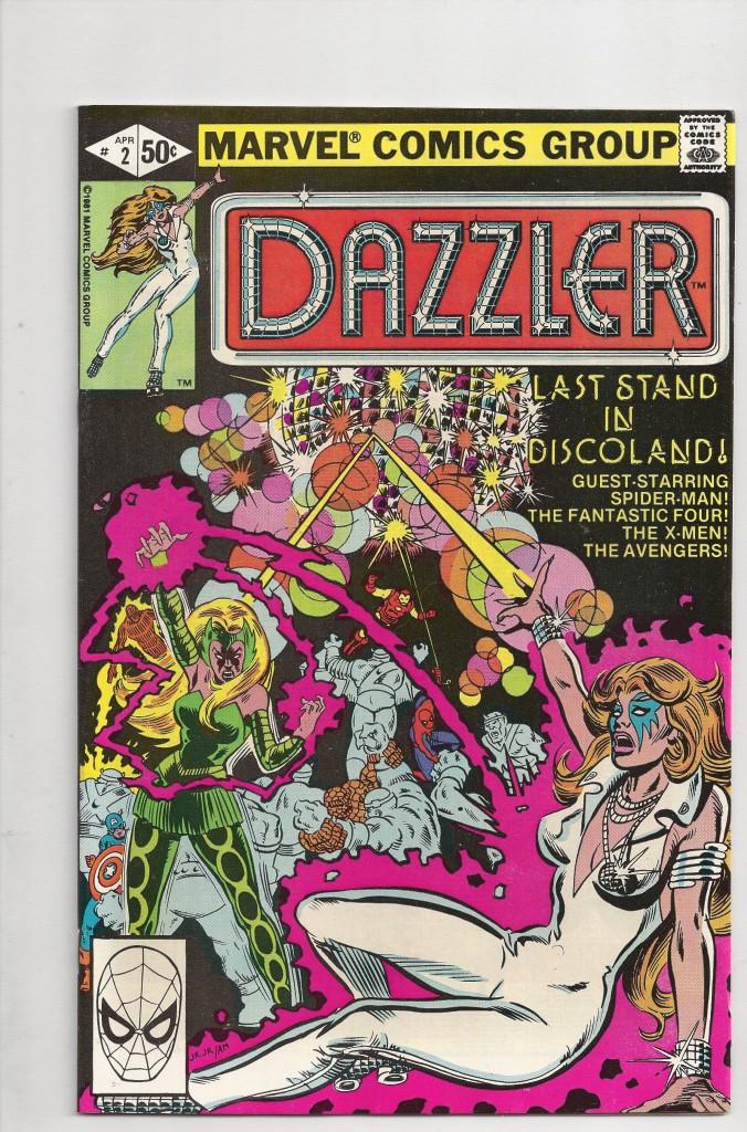 Dazzler # 2 $10.00