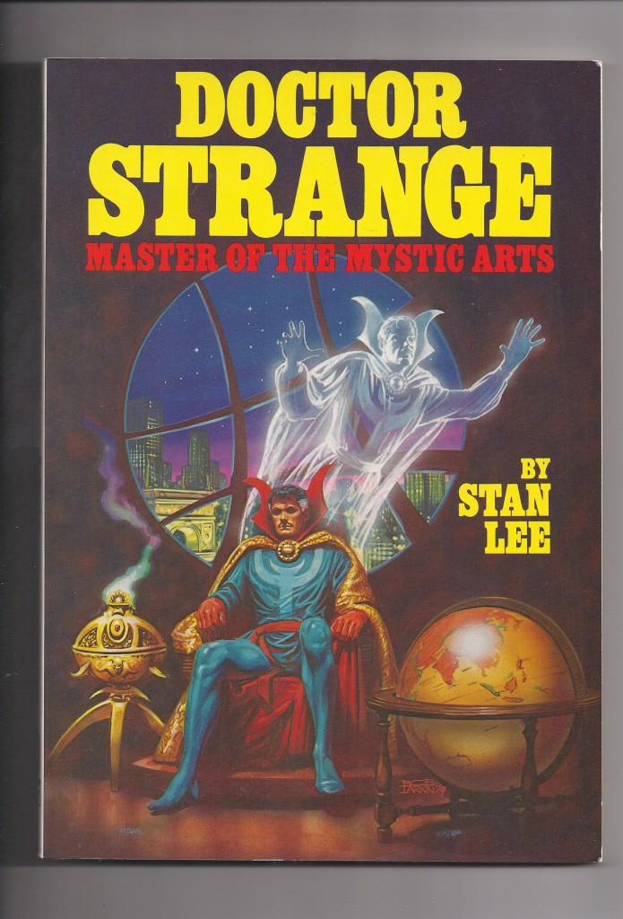 Dr Stange Master of the Mystic Arts (1) 1979