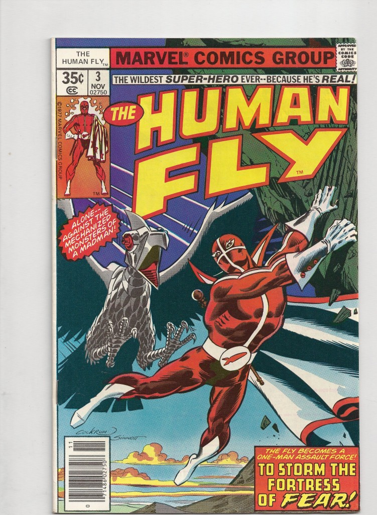 Human Fly 3 $10.00