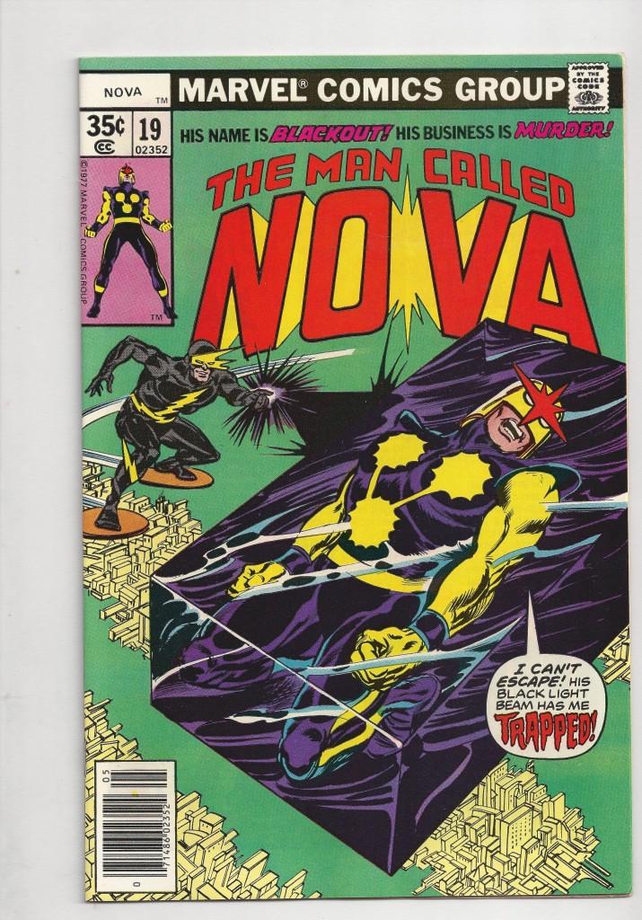 Nova # 19  $10.00