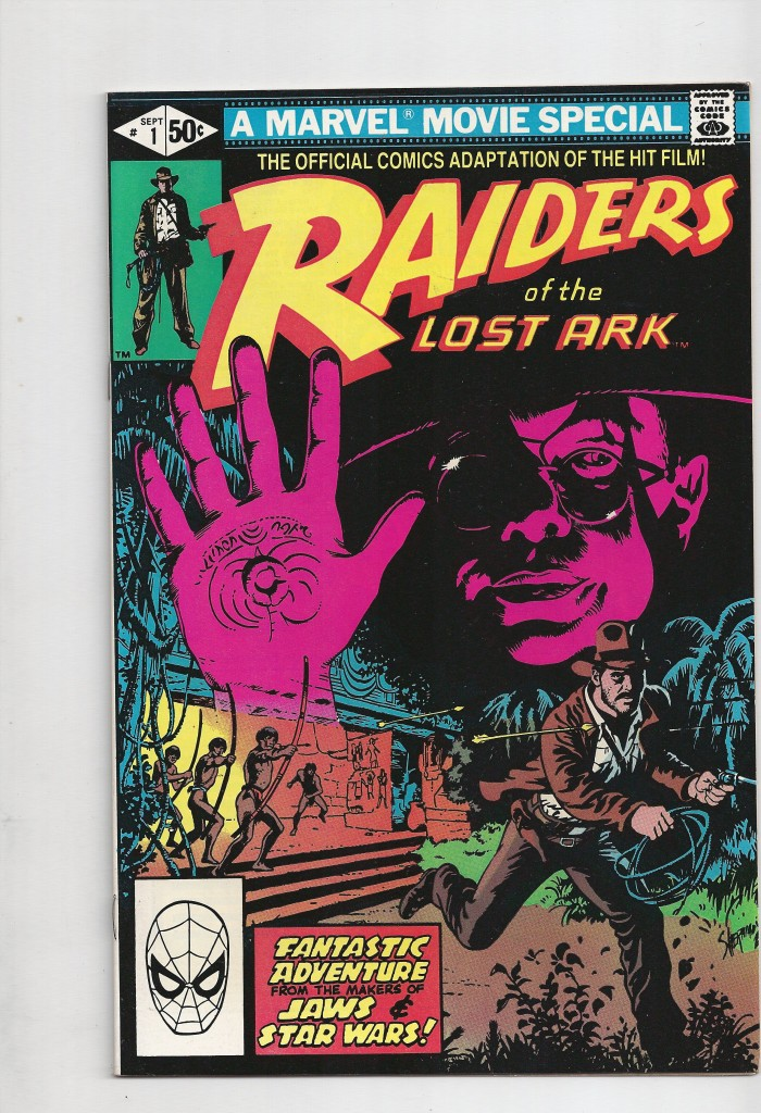 Raiders of the lost ark (1)