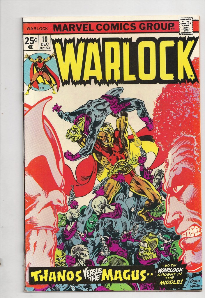Warlock 10 $100.00