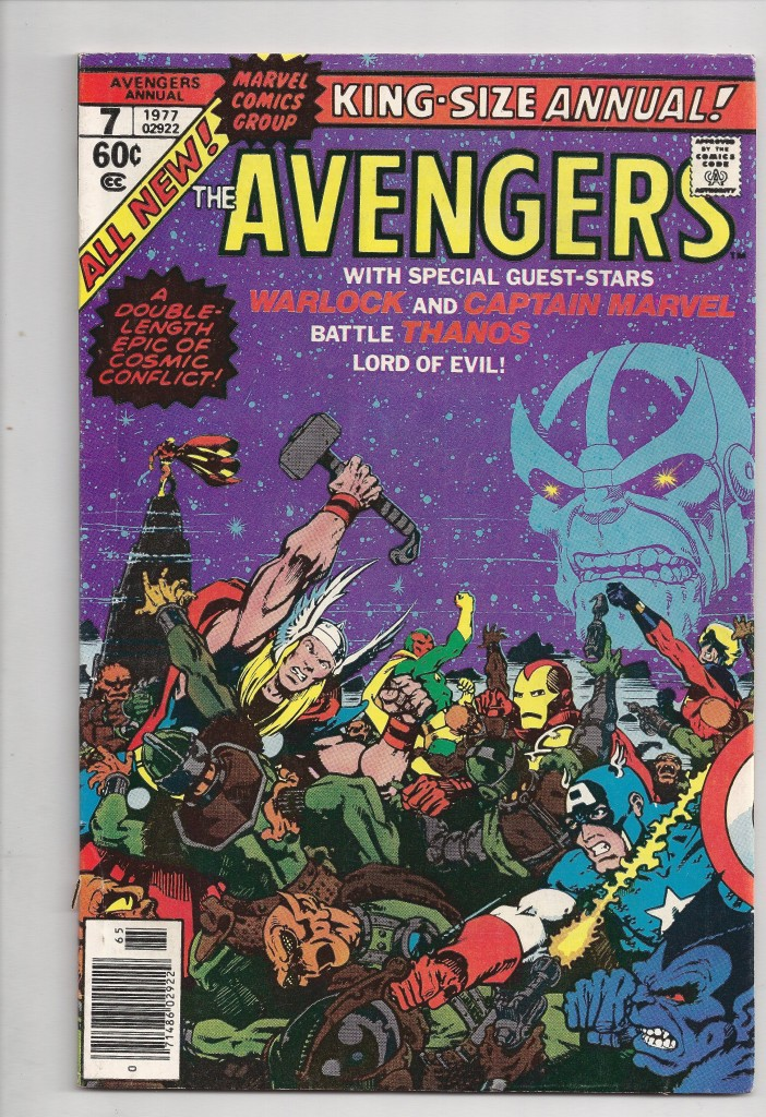 Avengers Annual 7
