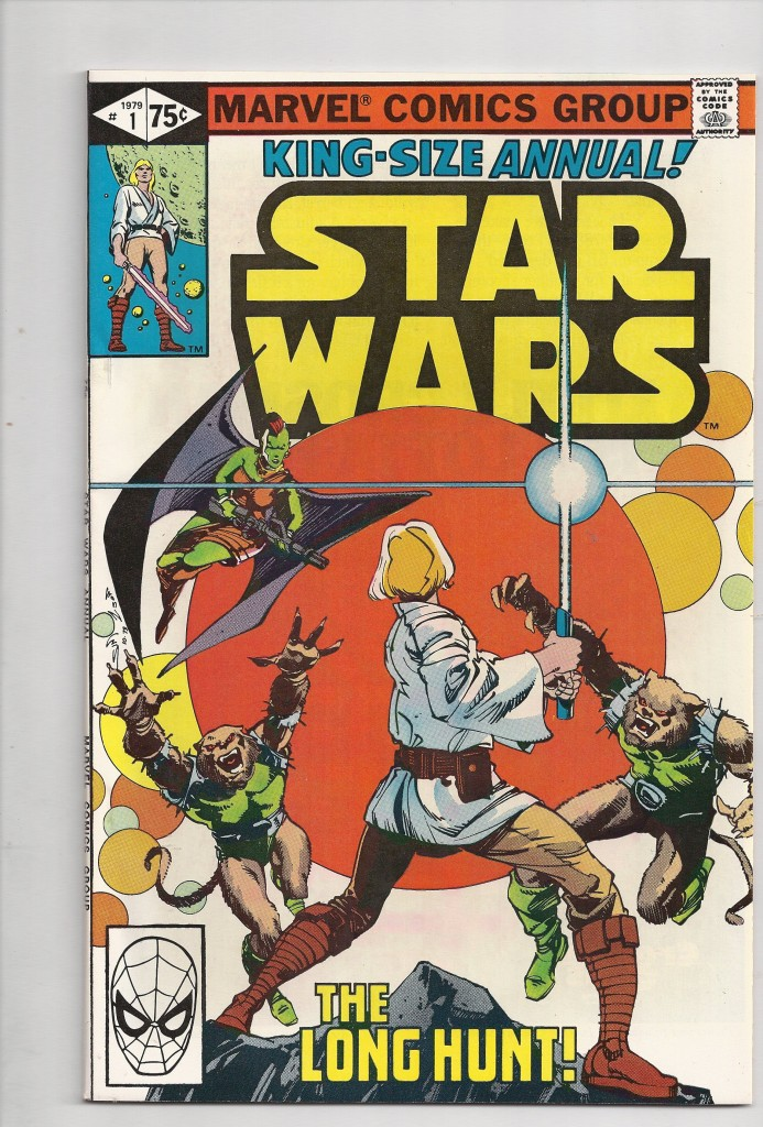 Star Wars Annual 1 $10.00