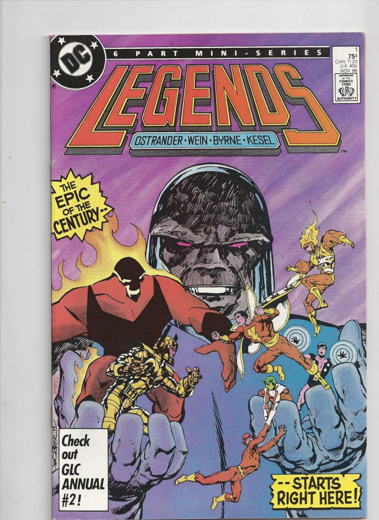 Legends 1 $10.00