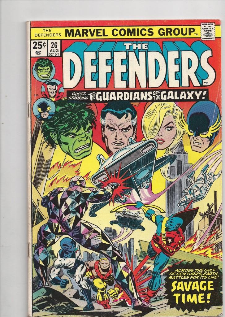 Defenders 26