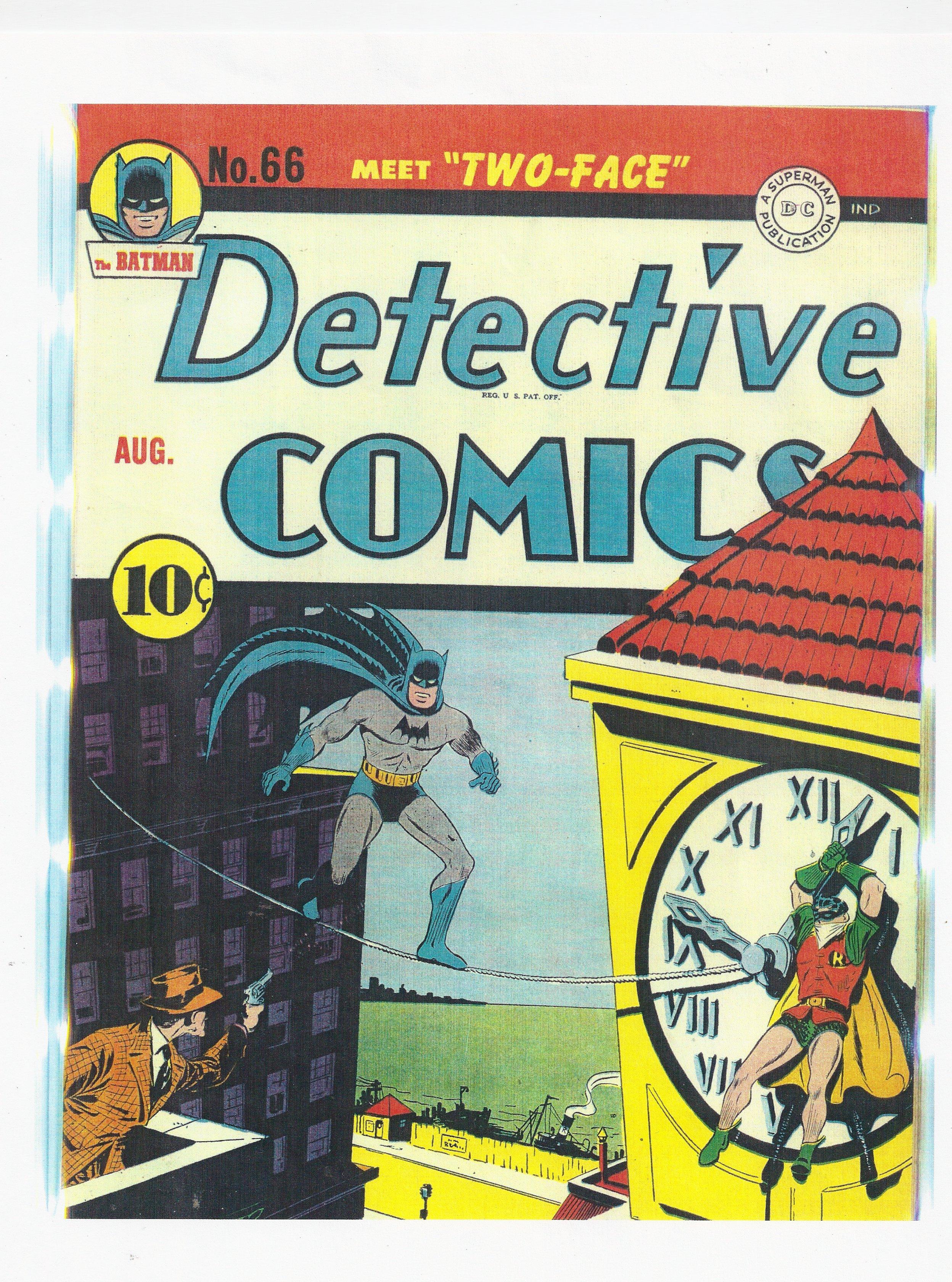 Detective Comics 66