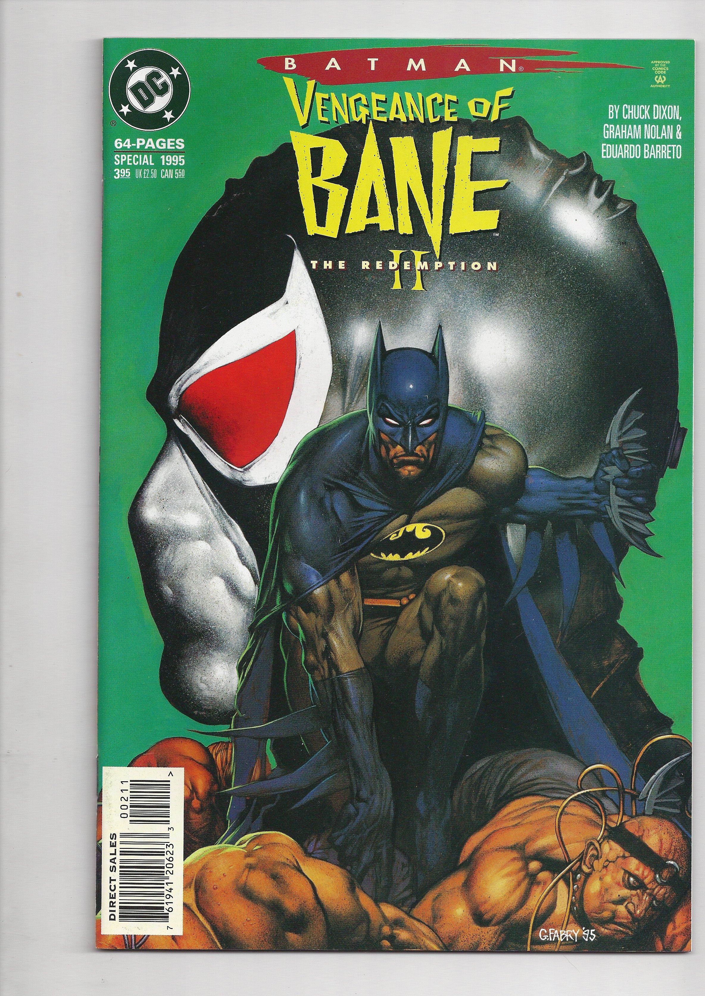 Vengeance of Bane II N