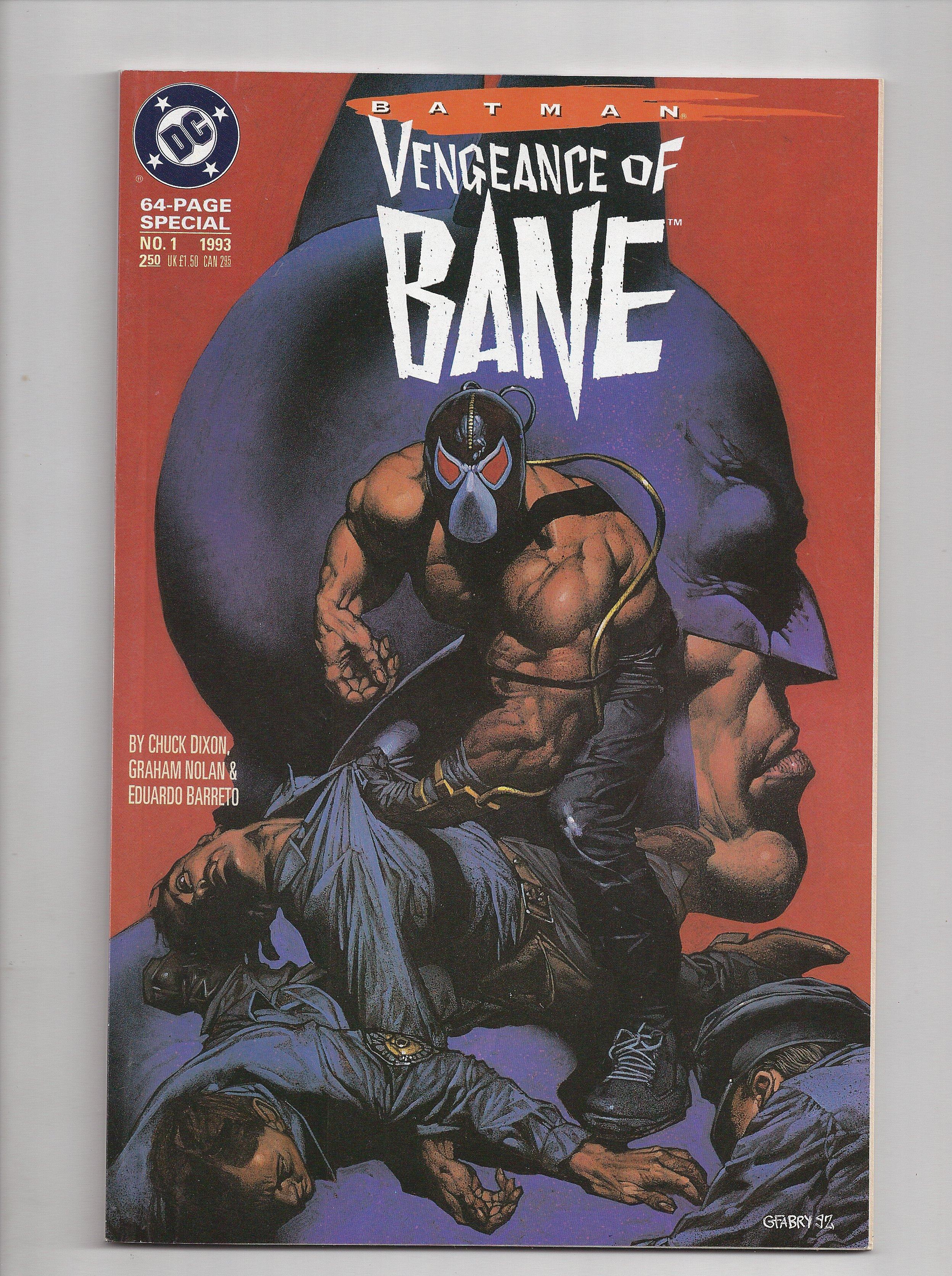 Vengeance of Bane 1