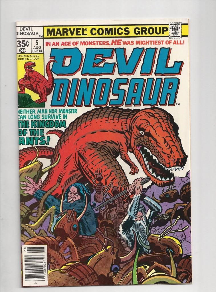 Devil Dinosaur 6