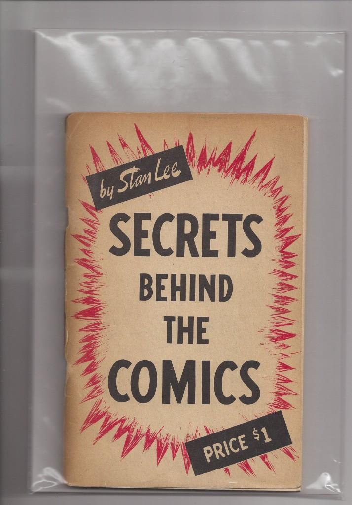 Secrets behind the comics (2)