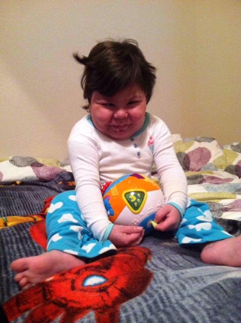Yasmeen Smile and Ball