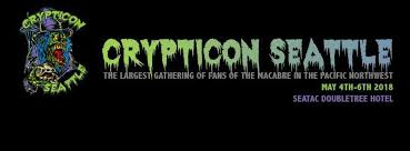 www.crypticonseattle.com Comics4Kids INC will be onsite giving away free comics to the kids!