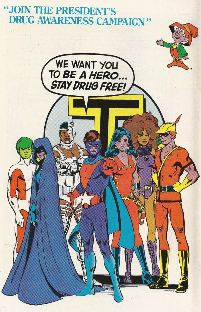 New Teen Titans 1984